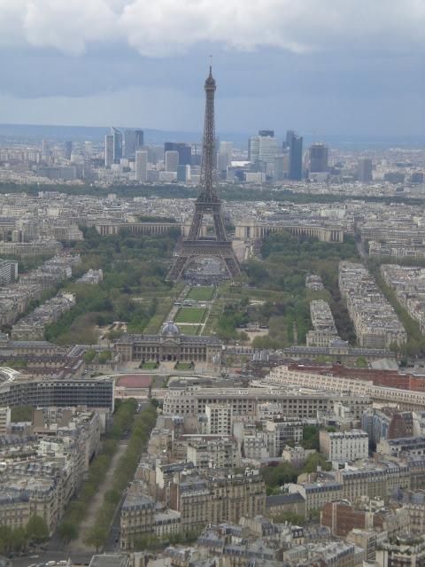 Kreativstöbern mit Hobbyschneiderinnen in Paris