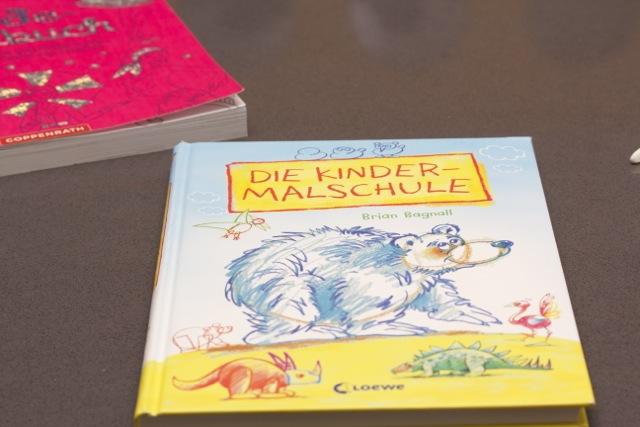 Buchvorstellung: Die Kindermalschule im Verlag Loewe erschienen