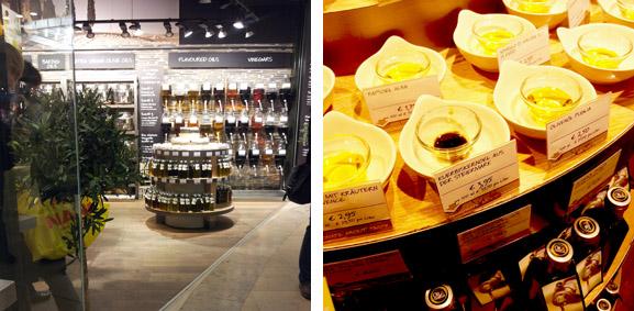 Pearl's Harbor Blog: Shopping-Tour Berlin, Oil & Vinegar