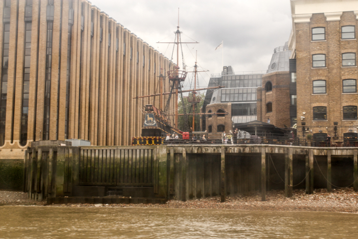 Städtereisen - London - Themse