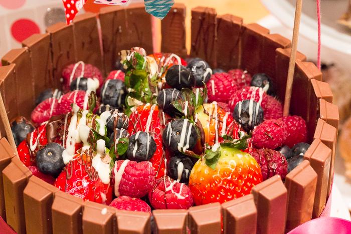 Himbeeren, Erdbeeren, Heidelbeeren
