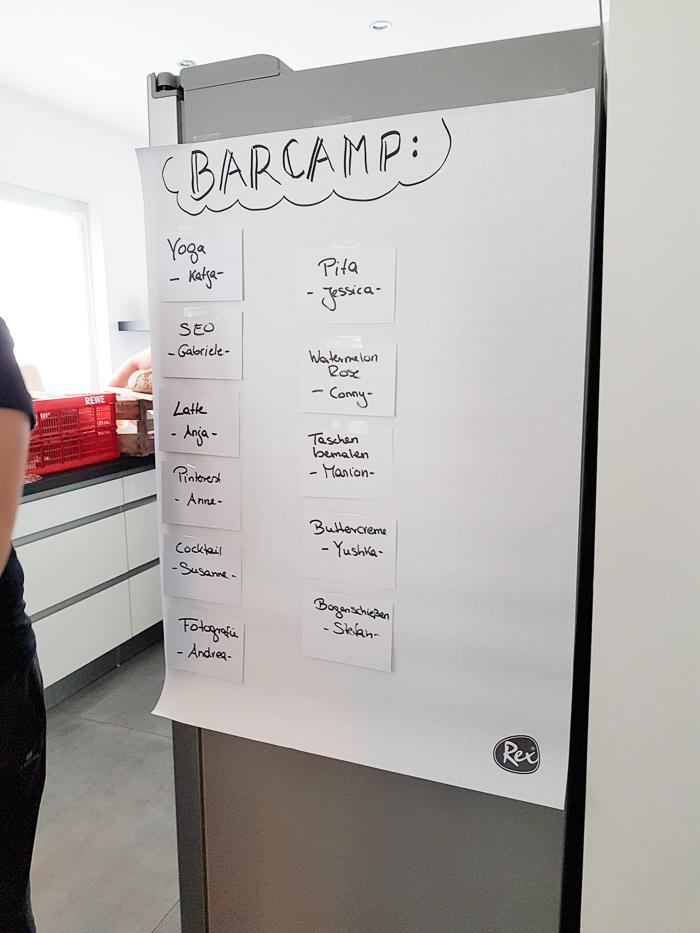 Was ist ein Barcamp? Wie funktioniert ein Barcamp?