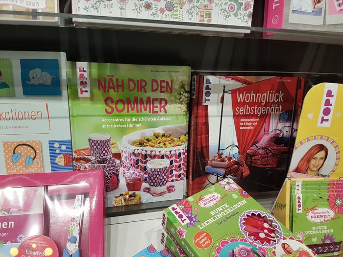 Wohnglück selbstgenäht, Topp Frechverlag Bunte Lieblingskissen Sabine Brendle