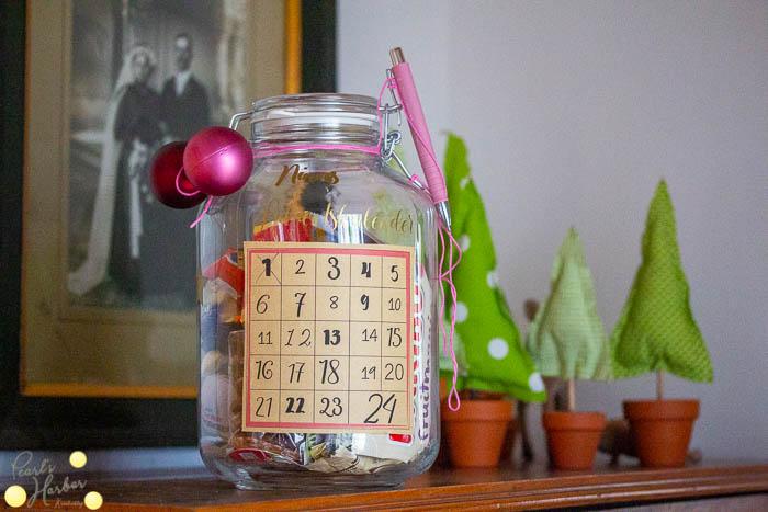 DIY schneller Adventskalender