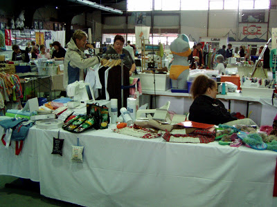 Erlebnisbericht Stoff- und Handarbeitsmarkt Eppelheim