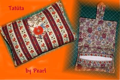 Ein Tatüta, was? eine Taschentüchertasche für die Oma