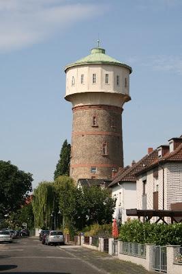 Wasserturm Ludwigshafen Edigheim