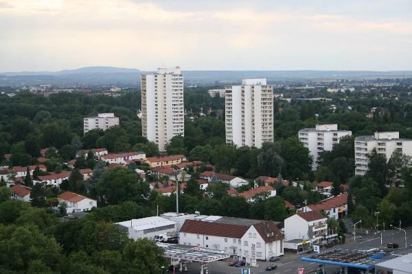 Luftbilder – Edigheim