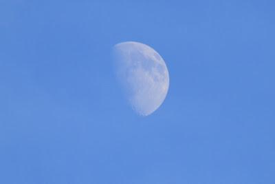 Der Mond ist aufgegangenen….