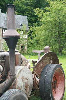 Treckertreffen im Freilichtmuseum Bad Sobernheim