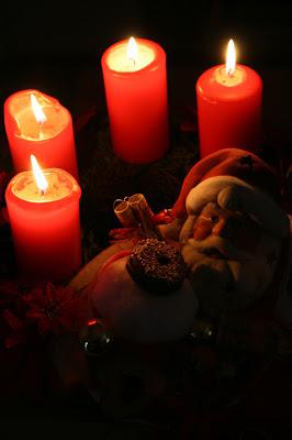 Advent, Advent, das vierte Lichtlein brennt!