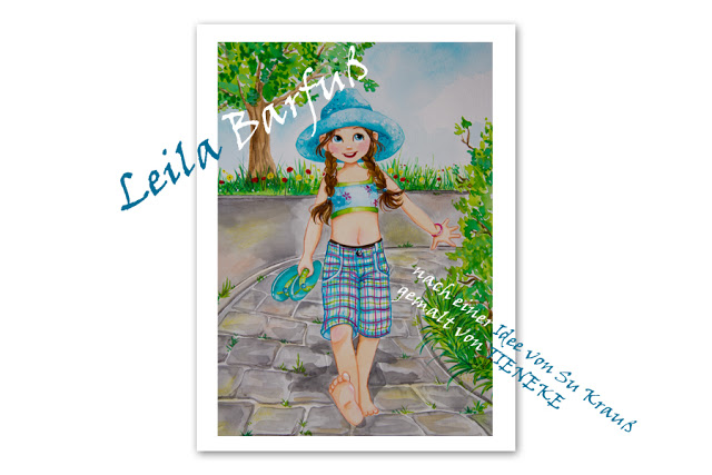 Kennst Du schon Leila Barfuß?