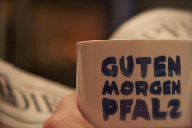 Guten Morgen Pfalz – {Beauty is where you find it}