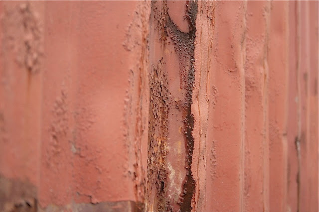 Seek for rust {Beauty is where you find it}