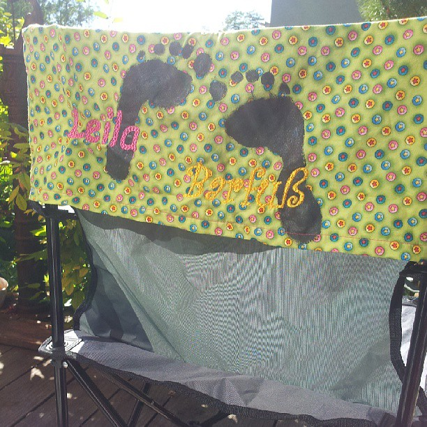 Sommer, Sonne, Camping {DIY}