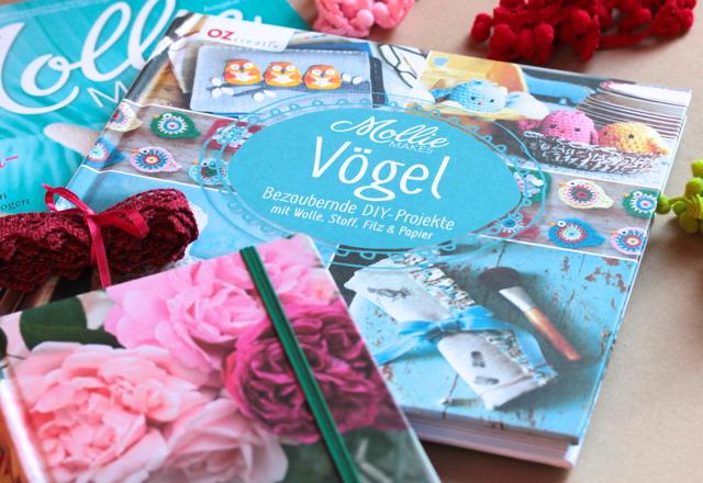 Mollie Makes Vögel – Bezaubernde DIY-Projekte {Buchbesprechung}