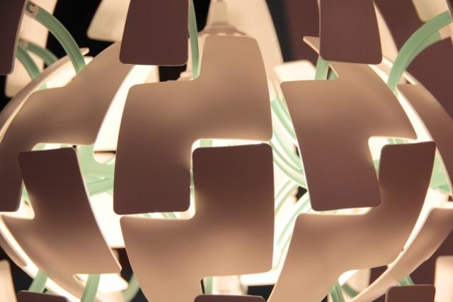 Lampenpuzzle {Projekt Mädchenzimmer}
