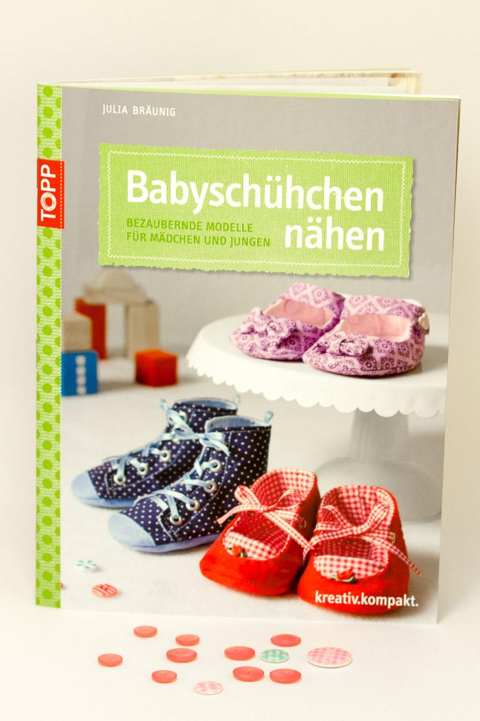Babyschühchen nähen {Buchbesprechung}