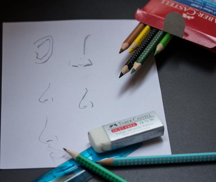 Zeichnen kann man lernen…Modedesign Illustrationstechniken {Buchbesprechung}