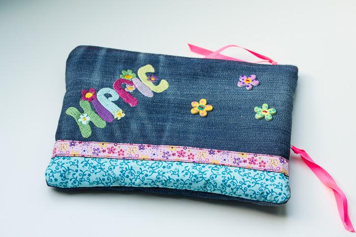 Eine Tasche für in die Tasche {DIY – Nähen – Kreative Kleinigkeiten}