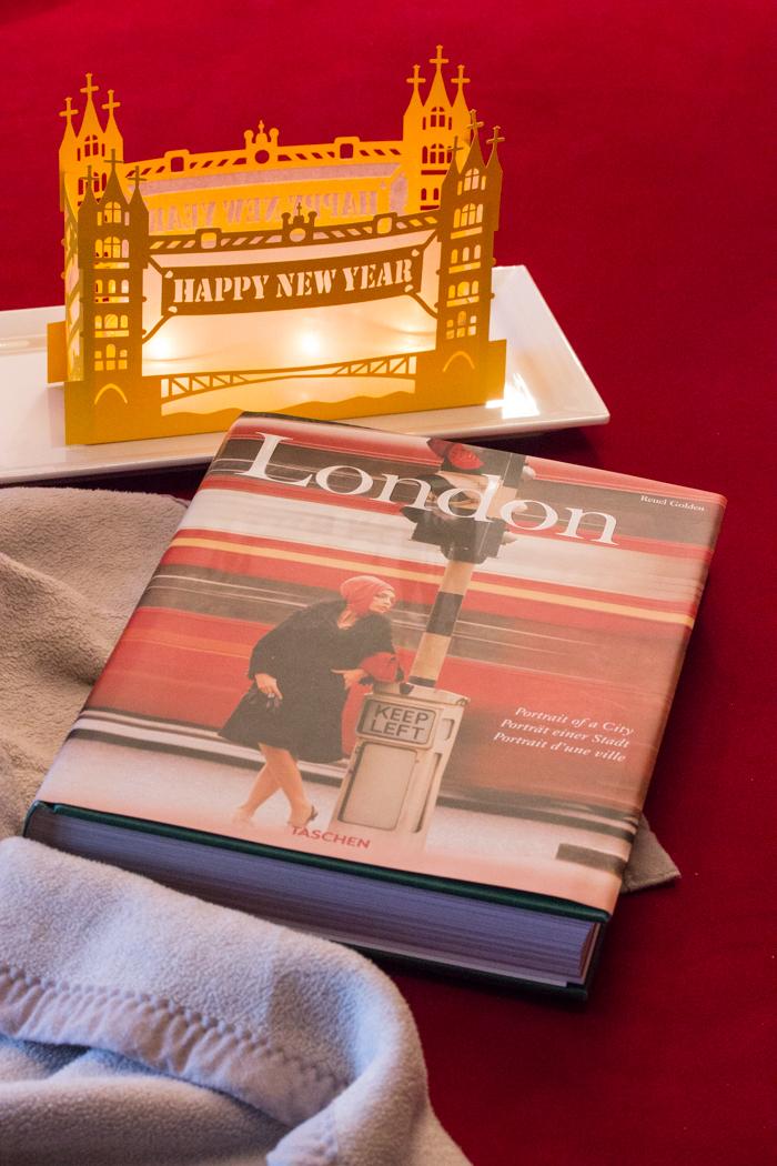 Das neue Jahr beginnt mit einem Knaller: London Portrait of a City {Buchbesprechung und Verlosung}
