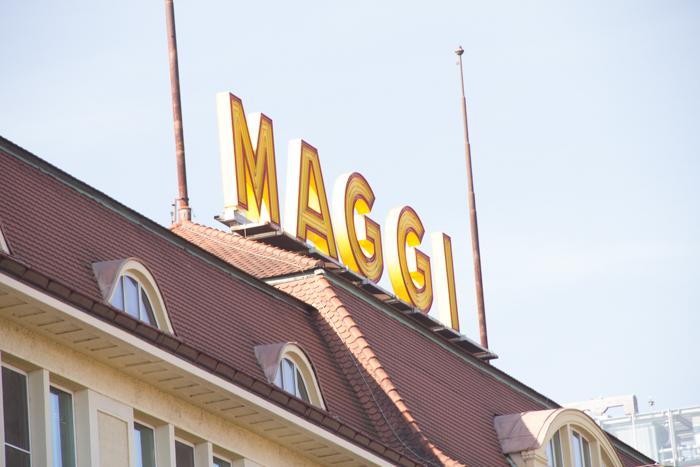 Mit Maggi in die Entwicklungsküche