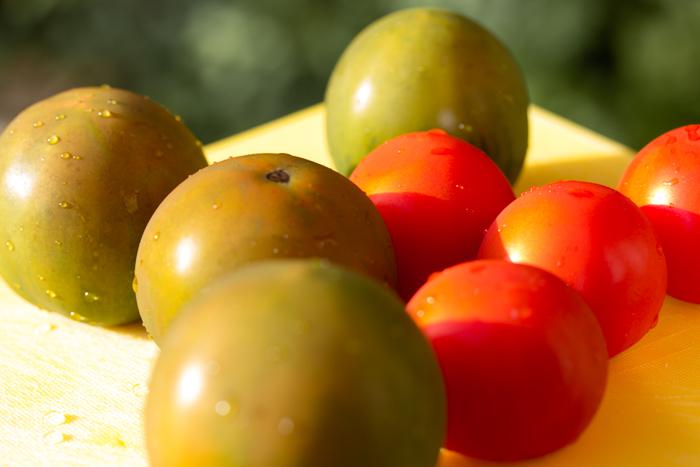 Bulgur-Tomatensalat {Rezept}
