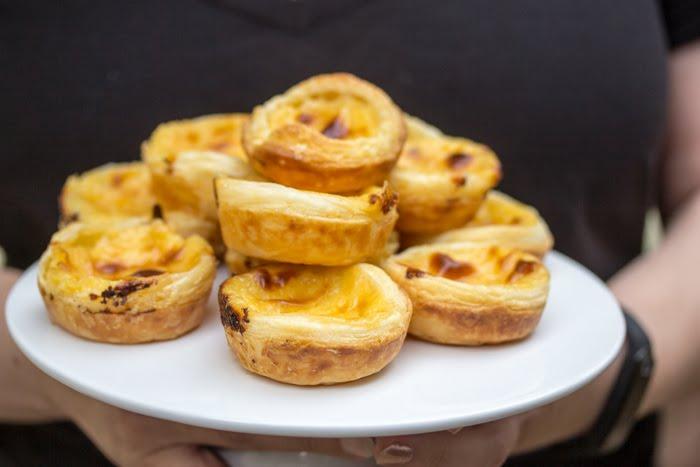 Ich backs mir: Pasteis de Nata. Ein Stück Sehnsucht nach Portugal