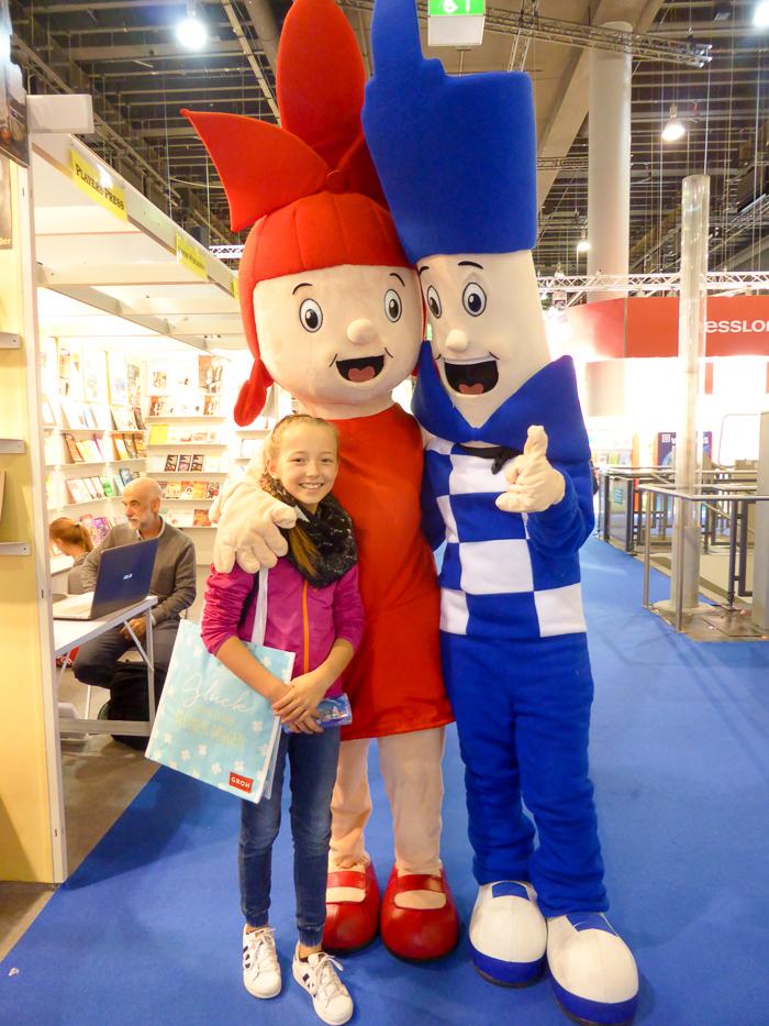 Frankfurter Buchmesse Nachlese plus GEWINNSPIEL