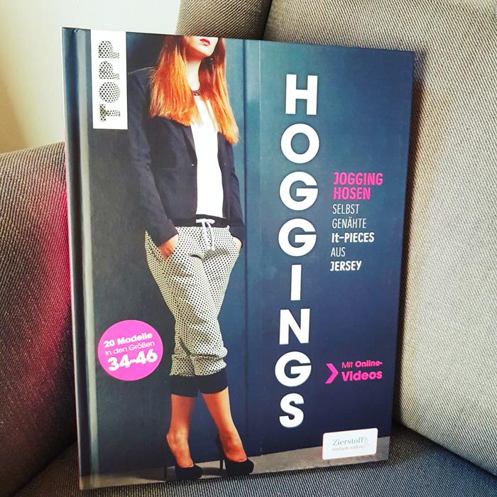 Hoggings – JoggingHosen selbstgenäht {Buchvorstellung}