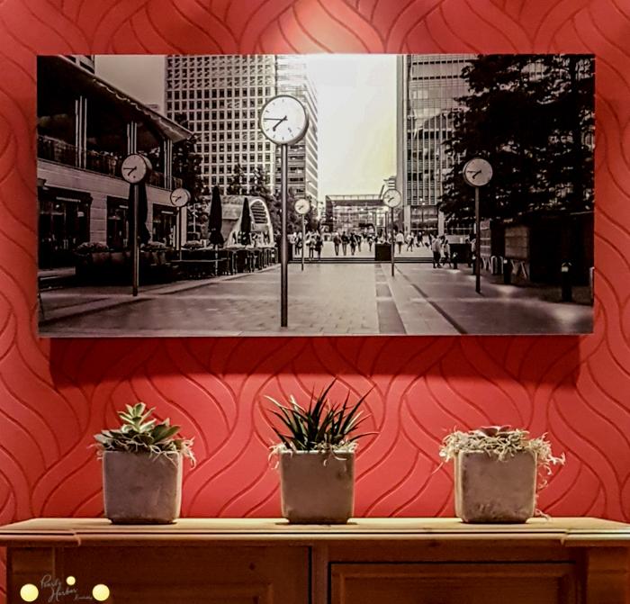 Vom Handyfoto zum Galeriebild {Fotografie / Interior}