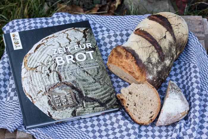 Zeit für Brot {Buchbesprechung}