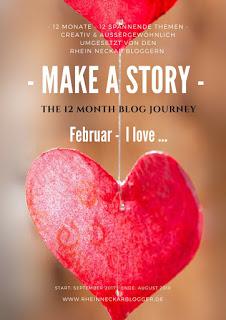 All about Love…es muss nicht immer Valentinstag sein {Rezept}