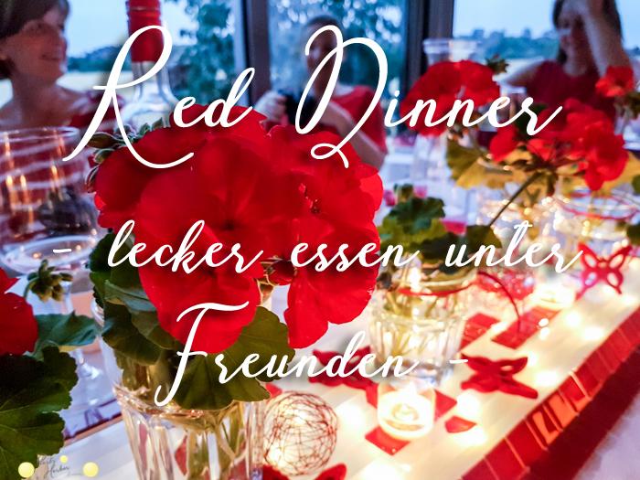 Red Dinner – leckere Rezepte für einen Abend unter Freunden