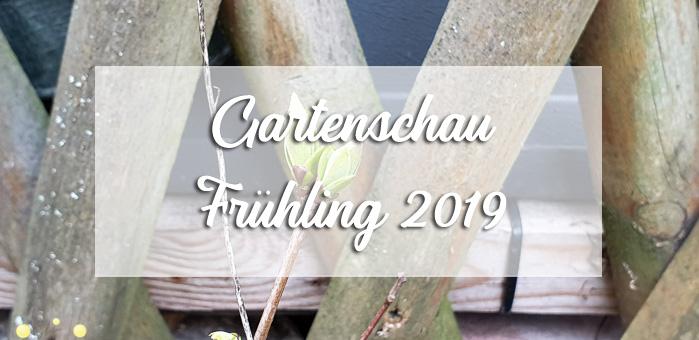 Gartenschau 2019 in unserm Garten