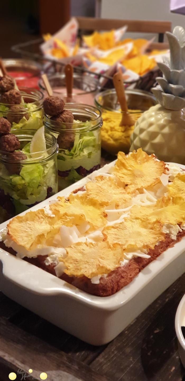 Kuchen mit Ananas Rezept