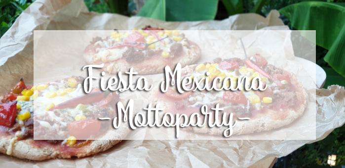 Dinkelvollkornpizza mit Maismehl für eine Fiesta Mexicana